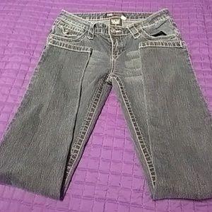 YMI skinney jeans.